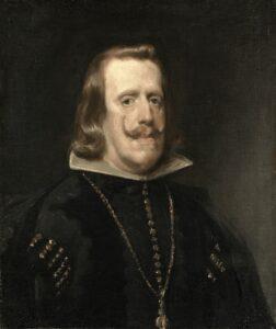 Retrato de Felipe IV, por Velázquez